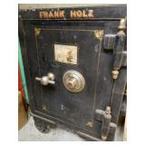 Frank Holz Antique Safe