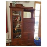 #147 Antique Secretary $450.00