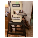 "Pro-Tech 9"" Band Saw with Stand"