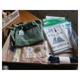 Vintage Army items