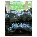 Collector Cat Plates Bradford Exchange
