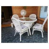 Wicker Table Set $175.00
