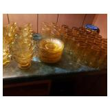Sharon Federal Depression glass