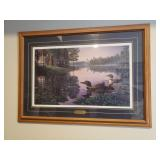 #12 Northern Tranquility by Kim Norlien #96/200 - $125.00