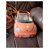 Barbie Volkswagen Beatle Bug