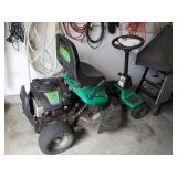 "190 cc, 261 single blade, 26"" mower Deck,  $500.00"