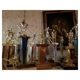 Lots of Tropheys
