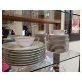 Noritake Service for 8 Janice Pattern $125.00