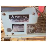 """#3 Delta 6"""" Variable Speed Bench Jointer with stand Pre-Sale - $200.00"""