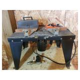 #6  Black and Decker Roouter with stand Pre-Sale - $45.00