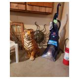 Large Tiger, Carpet Cleaner