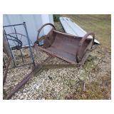 Metal Farm cart
