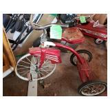 Large Vintage Trycycle