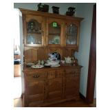 Country Hutch #1 $350.00