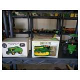 John Deere Tractors and Toys