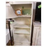 """WhiteWood Shelf Italian Braid - 65""""T, 27"""" L, 16""""D, -"""