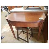 Antique Flip Table