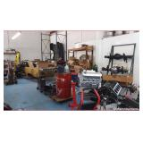 Mechanic Shop, Tools, Car Lift, Diagnostics & More -