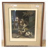 Selection of Lithographs and Prints – Some Signed – Some Antique