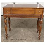 Mahogany Depression Spinet Desk