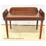 Mahogany Butler's Table