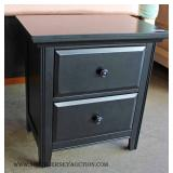 PAIR of 2 Drawer CONTEMPORARY Night Stands