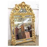 Selection of Fancy ANTIQUE and VINTAGE Decorator Mirrors