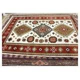 Selection of Asian and Persian Rugs