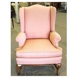 Queen Anne Wing Chair Located Inside - Auction Estimate $100-$300