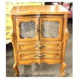 CONTEMPOARY French Night Stand Located Dock - Auction Estimate $50-$100