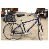 Cannondale Adventure 9 Speed Road Bike Made in U.S.A. Located Inside - Auction Estimate $300-$600