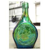 SELECTION of Colored Wheaton Bottles Located Inside - Auction Estimate $20-$100