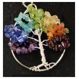 STERLING Tree of Life Pendant Located Inside - Auction Estimate $20-$40