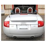 SUMMERS COMING — TIME DROP THE TOP  with This South Beach Miami 2001 Audi TT Quattro Roadster  6 Sp