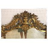 Early 20th Century Highly Carved French Mirror  Located Inside – Auction Estimate $300-$600