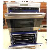 "LIKE NEW Stainless-Steel Double Oven by ""Wolf"" Located Inside – Auction Estimate $400-$600"