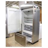 LIKE NEW Stainless Steel Sub-Zero Refrigerator Located Inside – Auction Estimate $400-$600