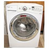 LIKE NEW Whirlpool Duet Steam Front Load Washer Located Inside – Auction Estimate $100-$300