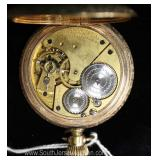 "Puritan Pocket Watch by ""American Waltham Watch Company"""