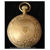 "7 Jewels Pocket Watch by ""New York Standard Watch Company"" circa 1895"