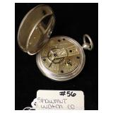 "Pocket Watch by ""Shawmut Watch Company"""
