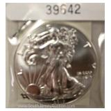 2017 Liberty Silver Eagle Located Inside – Auction Estimate $20-$50