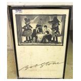 LARGE Selection of Artwork Including Original Movie Posters and Others Located Inside – Auction Esti