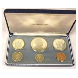 The Franklin Mint Jamaica Coin Proof Set