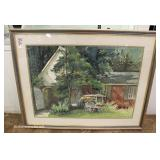 Large Selection of Artwork, Paintings, Prints some signed Located Inside - Auction Estimate $20-$200
