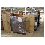 WHOLE TRACTOR TRAILER LOAD OF NEW FURNITURE TO BE UNWRAP, SORTED, PHOTO AND DISPLAYED