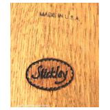 """BEAUTIFUL SOLID Cherry Server by """"Stickley Furniture"""""""