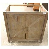 NEW Country Style Bathroom Sink Vanity with Faucet