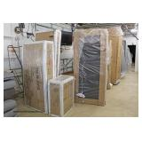 LARGE Selection of New Furniture including Bathroom Vanity's, Sectional Sofa's, Kitchen Sets, Bookca