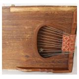 ANTIQUE Musical Korean Instrument (Kayagum) – auction estimate $200-$400